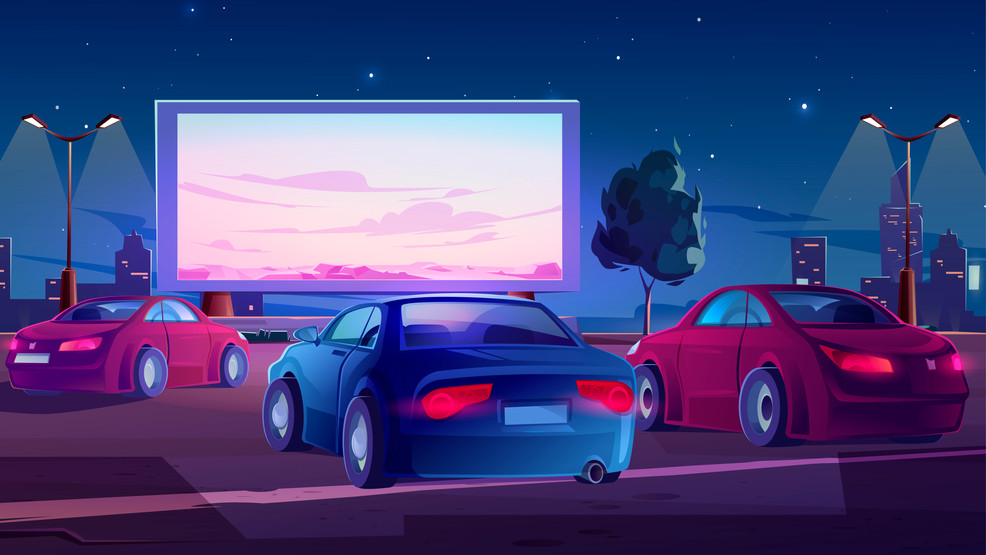 Drive Up Movies To Be Held In El Paso During Month Of August Kfox