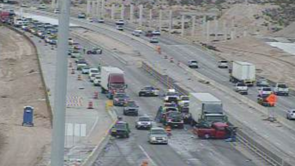 I-10 east and Executive reopens after crash involving semi