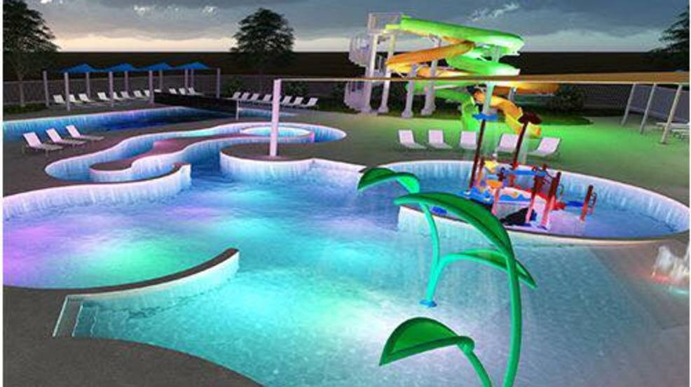 Public To Help Design 5 New Water Parks Kfox