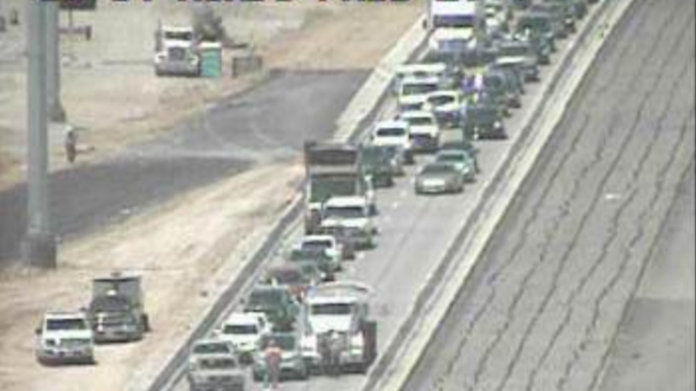 Car accident on US-54 and Hondo Pass causing backup | KFOX
