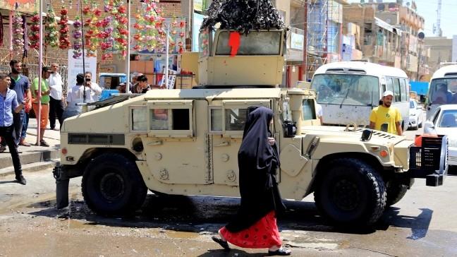 Babes in Al Fallujah