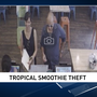 Couple caught taking off with employee tip jar at Tropical Smoothie