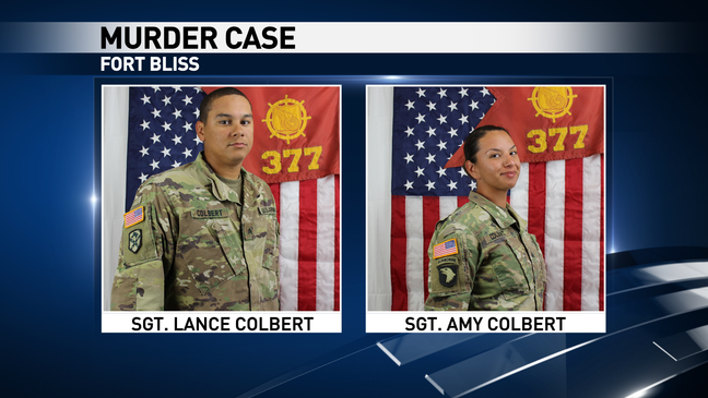 Fort Bliss soldier accused of killing his wife after she