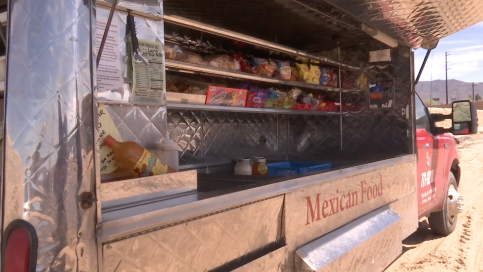 Traveling food truck says that it's selling more food amid coronavirus changes