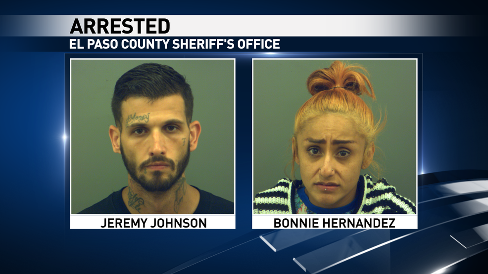 Investigation leads to two arrests in east El Paso County | KFOX