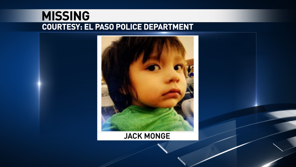 EPPD issues Amber Alert for 2-year-old boy | KFOX