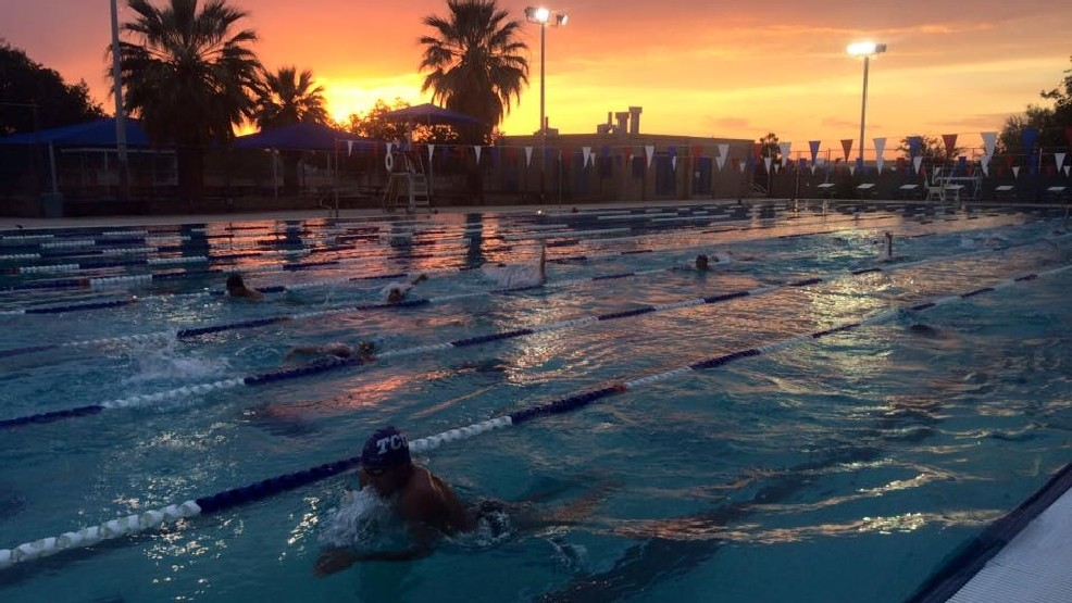 El Paso Outdoor Pools Open For Summer