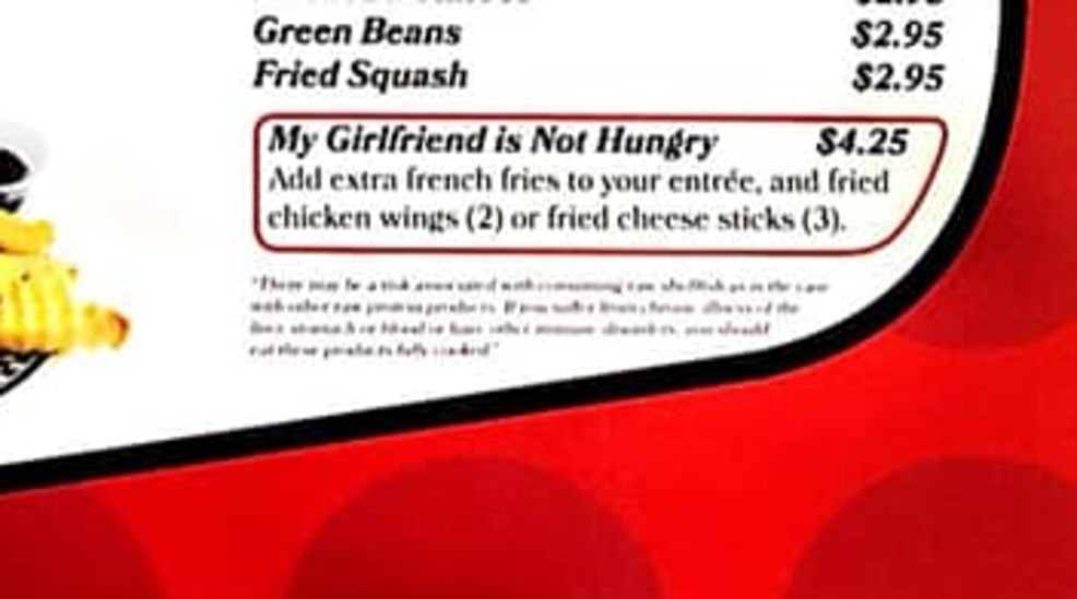 North Little Rock diner goes viral for 'My Girlfriend is Not